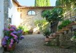 Location vacances Vicchio - Luxury Holiday home in Vicchio Tuscany with private terrace-3
