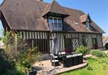 Location vacances Manneville-la-Raoult - La Canetière, gîte typique normand-1