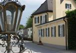 Hôtel Neufahrn bei Freising - Chalét zum Kurfürst-1