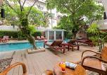 Hôtel Pa Tong - New Patong Premier Resort-4
