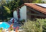Location vacances Saint-Germain-et-Mons - Villa with 4 bedrooms in Monbazillac with private pool furnished garden and Wifi-2