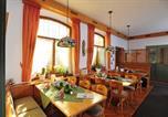 Hôtel Plauen - Land-gut-Hotel Landhotel Plauen - Gasthof Zwoschwitz-2