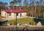 Location vacances Benešov - Slapy Lahoz Holiday Home near golf and lake-2