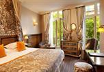 Hôtel 4 étoiles Paris - Au Manoir Saint Germain-4