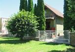 Location vacances Gyenesdiás - Holiday home Vonyarcvashegy/Balaton 20307-1
