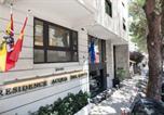 Hôtel Messine - Residence Acqua del Conte