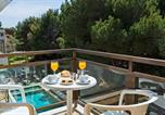 Location vacances Cala Ratjada - Blue Sea Aparthotel Cala Guya Mar-2