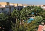 Location vacances Fuente Álamo de Murcia - Hl 022 luxurious 3 bedroom apartment,Hda golf resort-2