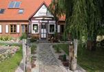 Location vacances Börgerende-Rethwisch - Meine-Fischerhuette-App-Kojenlager-1