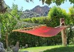 Location vacances Abánades - Preciosa casa con jardín en el Río Dulce-3