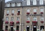 Hôtel Dinan - Hôtel Le D'Avaugour-1