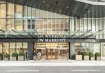 Hôtel Vancouver - Jw Marriott Parq Vancouver-2