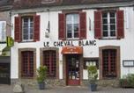Hôtel La Bussière - Hotel Restaurant Le Cheval Blanc-4