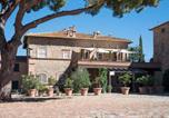 Hôtel Province de Grosseto - Fattoria Pian Di Rocca-3