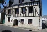 Hôtel Saint-Georges-sur-Cher - Hôtel Le Blason-4