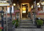 Hôtel Wangen im Allgäu - Alpenrose - Cafe Hotel Restaurant-1
