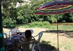 Camping Mende - Camping gîtes de plein air Le Gabitou-1