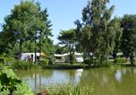 Camping avec Piscine Montmartin-sur-Mer - Camping l'Etang des Haizes-3