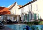 Hôtel Montendre - La Villa des 4 Vignes-3