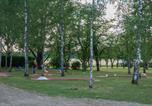 Camping 4 étoiles Sillé-le-Philippe - Ouilok Domaine de Dugny-2