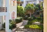 Location vacances Σητεία - Apartment with 3 bedrooms in Dionysos Crete with wonderful sea view shared pool furnished garden 8 km from the beach-1