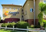 Hôtel Stockton - Comfort Inn Lathrop-1
