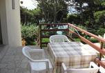 Location vacances Orebić - Studio apartment in Orebic with Seaview, Terrace, Air condition, Wifi (4669-3)-1