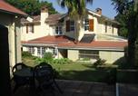 Location vacances Pietermaritzburg - Nutmeg Guest House-2