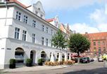 Hôtel Stralsund - Hotel Schweriner Hof