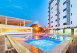 Hôtel Cali - Hotel Ms Blue 66-4