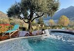 Location vacances Sormano - Villa Costanza-private warm pool with whirlpool and sauna-2