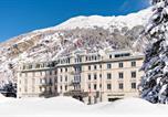 Hôtel Pontresina - Sporthotel Pontresina-1