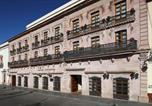 Hôtel Zacatecas - Emporio Zacatecas-2