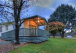 Villages vacances Albury - Beechworth Lake Sambell Caravan Park-1