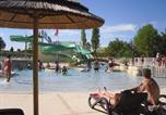 Camping avec Piscine Gaudonville - Camping Lac de Thoux-2