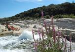 Camping avec Chèques vacances Gard - Camping Les Cascades-1