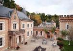 Hôtel 4 étoiles Briare - Hostellerie Du Château Les Muids-2