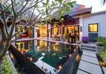 Villages vacances Choeng Thale - The Bell Pool Villa Resort Phuket-2