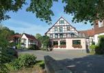 Hôtel Guxhagen - Landgasthof Steller-3
