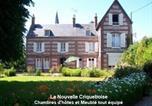 Hôtel Saint-Léonard - La Nouvelle Criqueboise-1