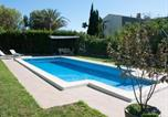 Location vacances Sant Jaume d'Enveja - Modern Holiday Home in St Jaume d'Enveja with Private Pool-1