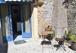 Location vacances Dame-Marie-les-Bois - Gîte Le Troglo-4