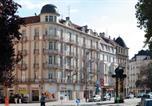 Hôtel Lorraine - Hôtel Escurial