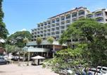 Hôtel Yangon - Yangon International Hotel-1