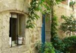 Hôtel Salavas - Chambres du clocher-1