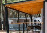Camping Pomer - Lux camp - mobile homes in Bi village-4