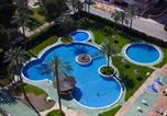 Location vacances Cullera - Apartamentos Florazar Ii-2