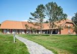 Hôtel Bjerregård - Lindvig Ferie- og Kursuscenter - Danhostel Nymindegab-4