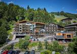 Hôtel Saalbach-Hinterglemm - Thomsn-Alpine Rock Hotel-1