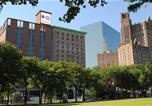 Hôtel Newark - Best Western Plus Robert Treat-2